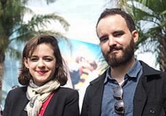 Hanna Ladoul et Marco La Via