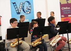 Classe Jazz du Conservatoire Municipal de Musique de Gujan-Mestras